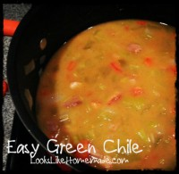 easy green chile