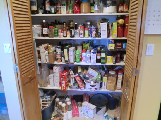 Pantry Organization – Take 2