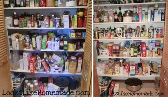 Kitchen Pantry Organization Tips