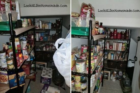 Storeroom Pantry Organization Tips