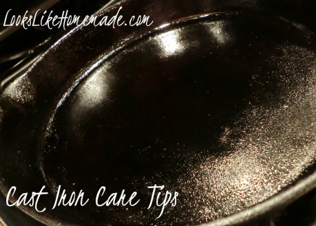 Cast Iron Care and Rescue Tips