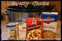 saucy chops 1