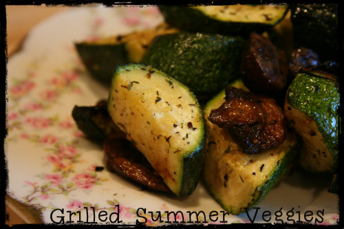 Easy & Quick Grilled Summer Side Dish