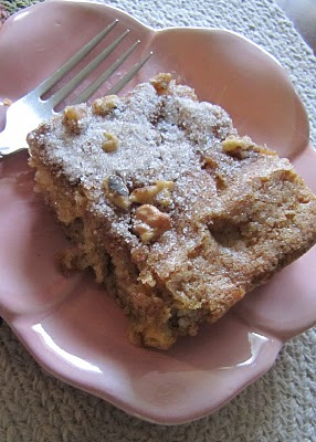 Pennsylvania Dutch Apple Cake