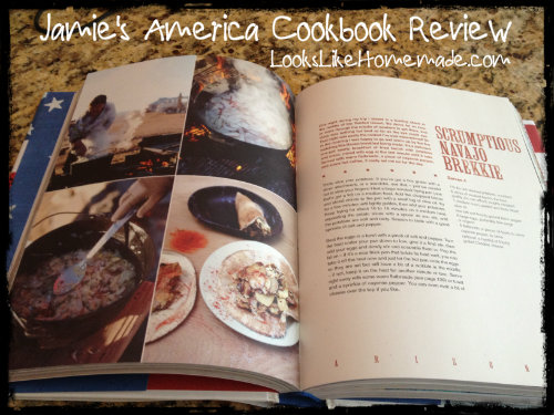 A Review of Jamie's America Cookbook by Jamie Oliver