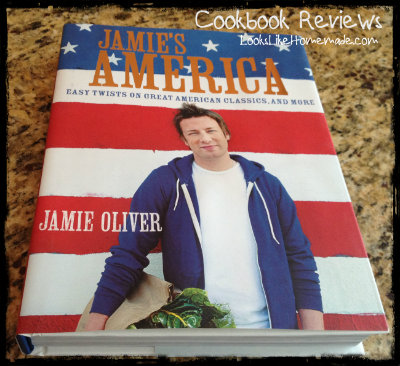 Cookbook Review: Jamie's America