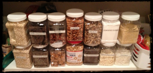 kitchen storage plastic jars - kitchen appliances tips and review