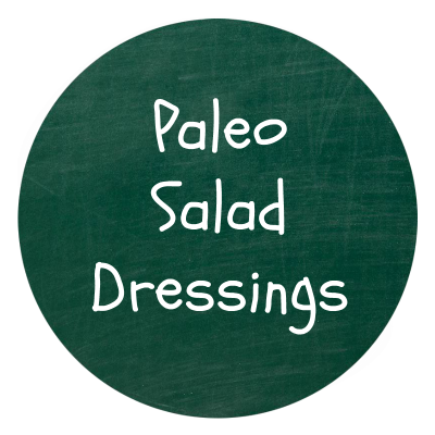 paleo salad dressings