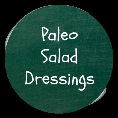 paleo salad dressings