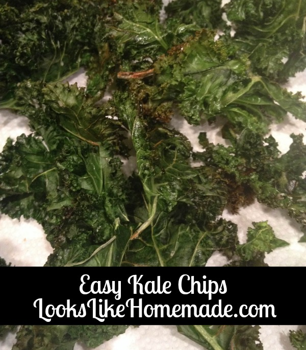 Kale Chips Recipe – Amazing!