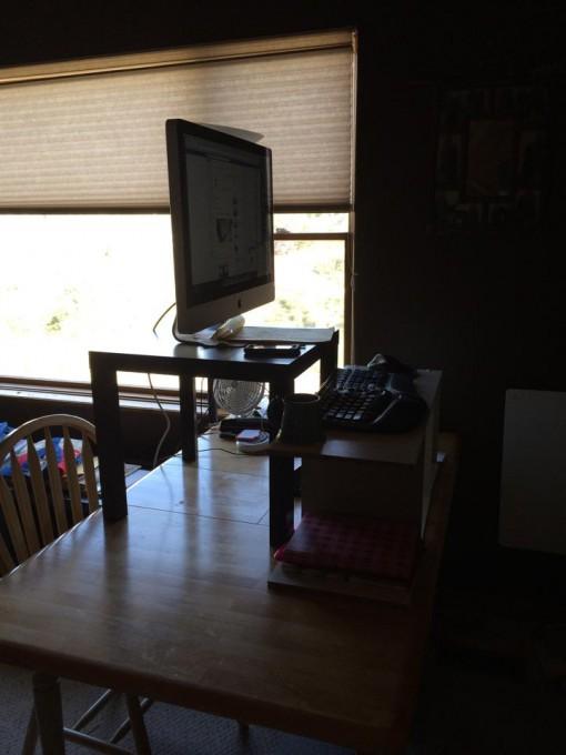 Standing Desk version 1
