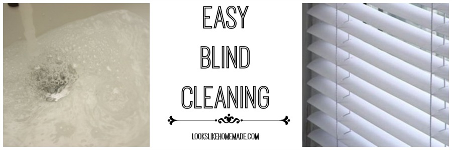 Clean Your Blinds the Easy Way!!!