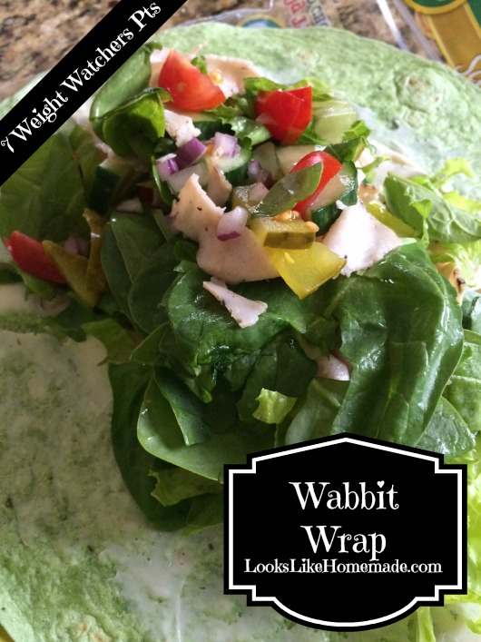 Wonderful Weight Watchers Wabbit Wrap