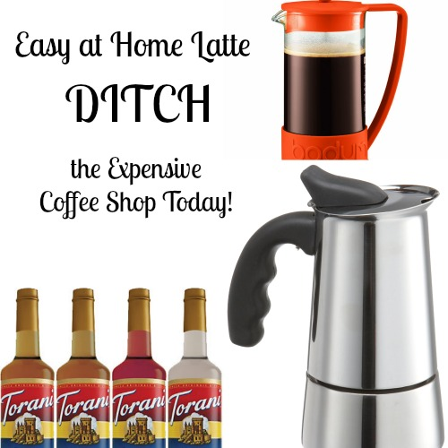 Homemade Latte – Stop Buying Expensive Coffee