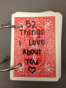 52 things