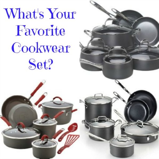 cookwear collage