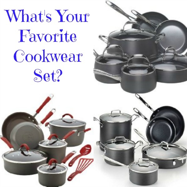 What's your Favorite Pot & Pan Set?