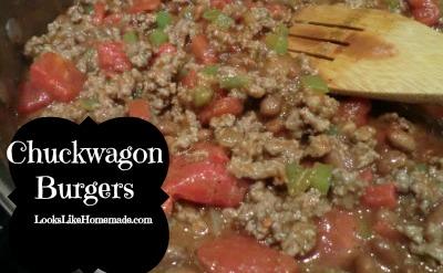 Chuckwagon Sandwiches (Cowboy Sloppy Joes)
