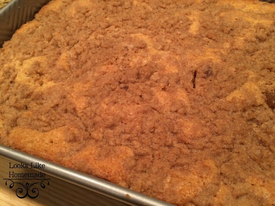 Cinnamon Ribbon Coffee Cake – Kinda Like Starbucks