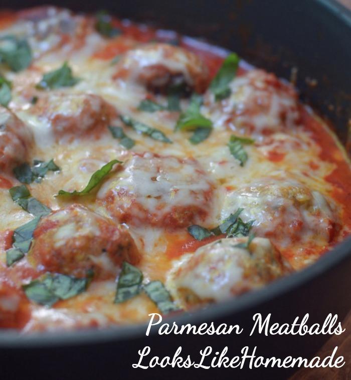 Parmesan Meatballs Recipe