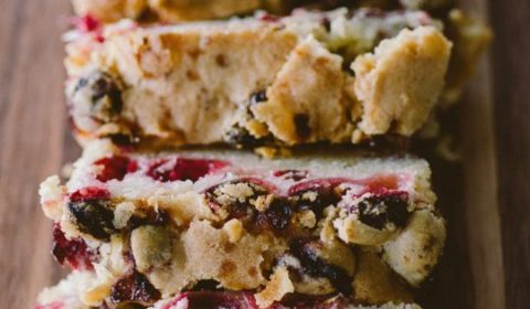 cranberry pecan bread recipe