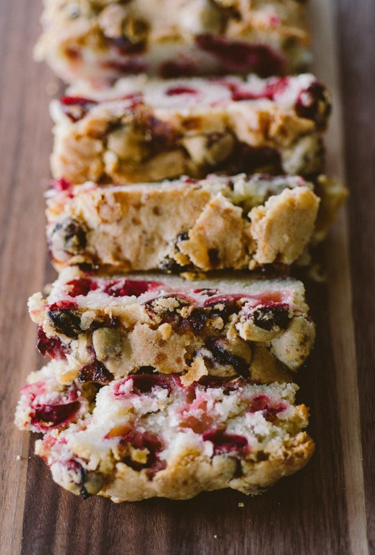 Cranberry Pecan Bread Recipe - Looks Like Homemade