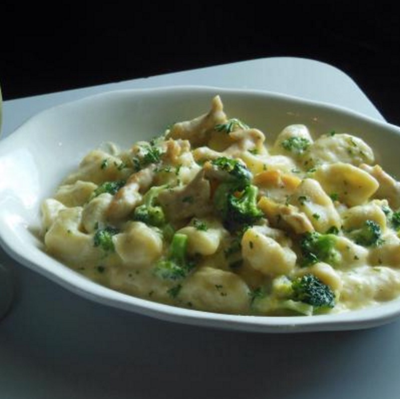 One Pot Gnocchi with Kale and Chicken