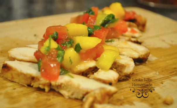 grilled chicken mango salsa recipesmall